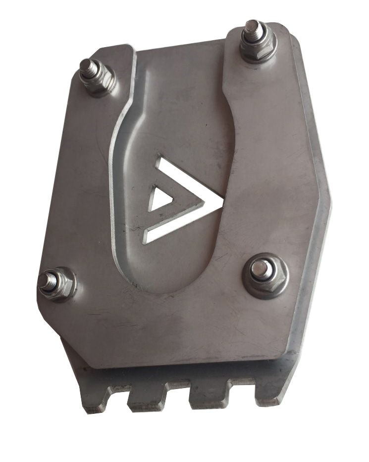 Base Lateral Descanso Extensor Pedal F850gs Extensor Pedal