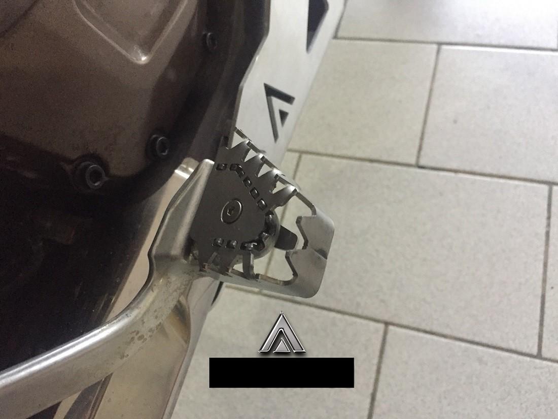 Extensor Pedal De Freio Honda Africa Twin