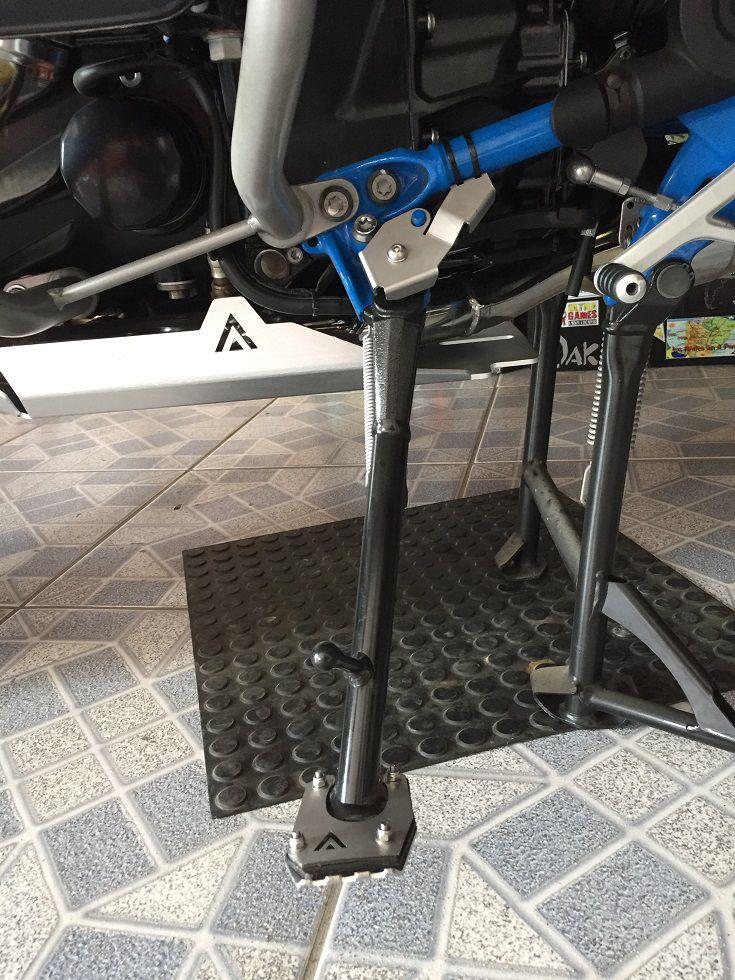 Protetor Do Sensor Do Cavalete Lateral Bmw R1200gs