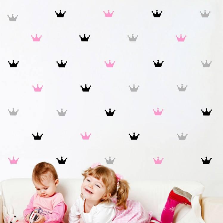 Papel de Parede King and Queen - Vinílico Autocolante