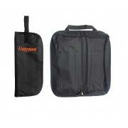 Bag para Baquetas Preto Liverpool BAG 03P