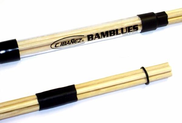 Baqueta Acústica Em Bambu C. Ibanez Bamblues