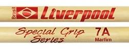 Baqueta Special Grip Liverpool SG-7AM Ponta de Madeira