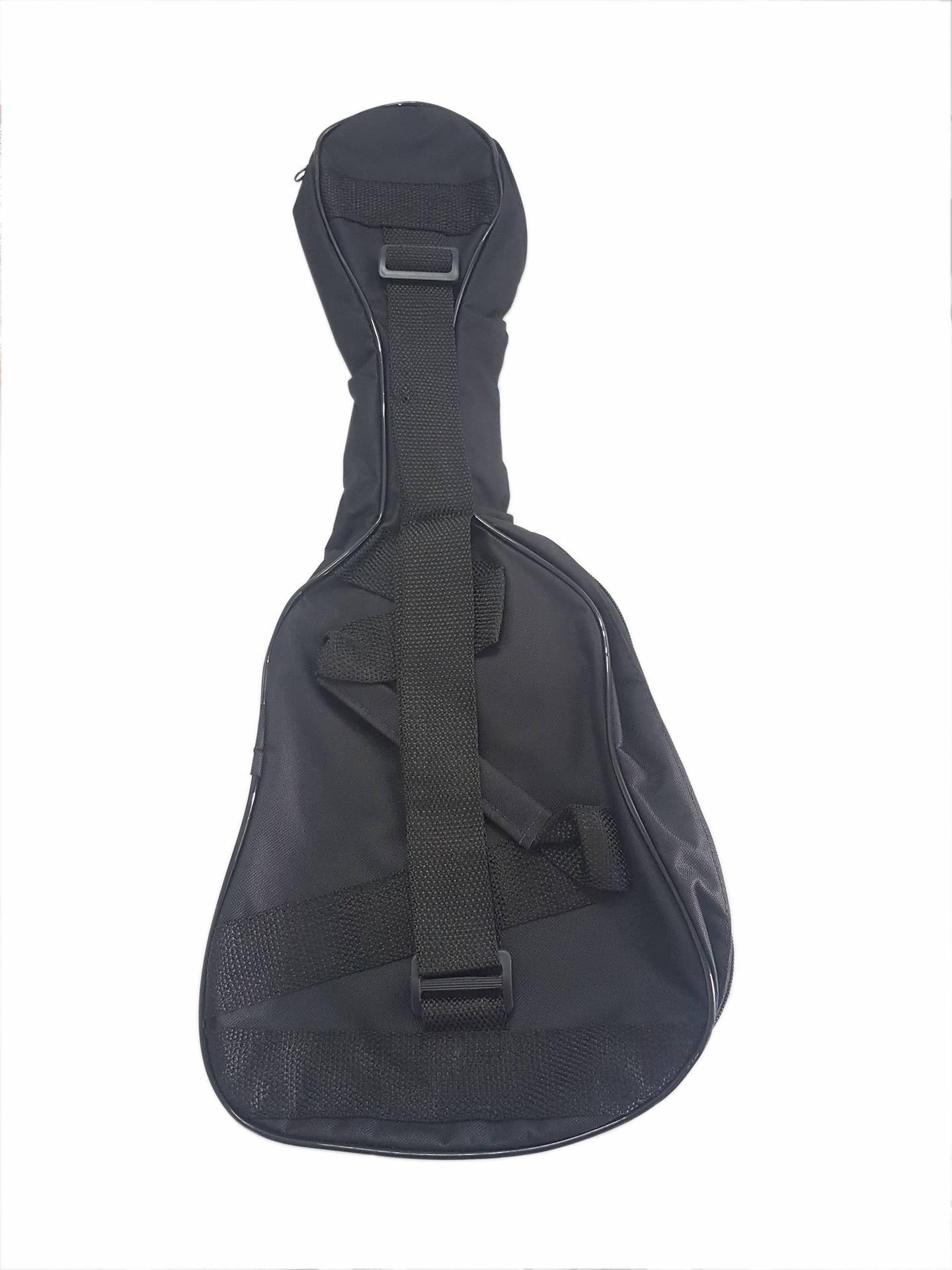 Capa Bag Para Cavaco Cavaquinho Torelli Tc811 Com Bolso