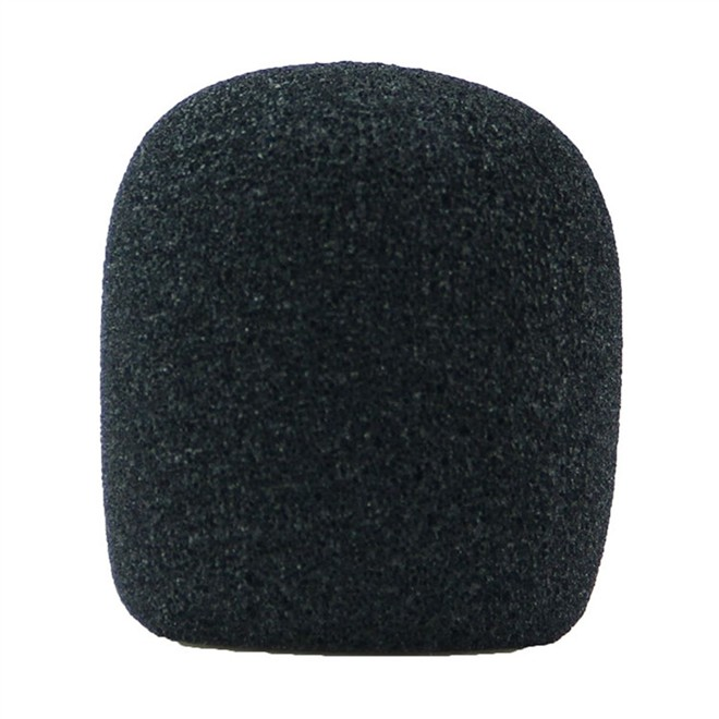 Espuma para Microfone de Mão SM58 Preto Azul Vermelho Amarelo Laranja Diversas Cores