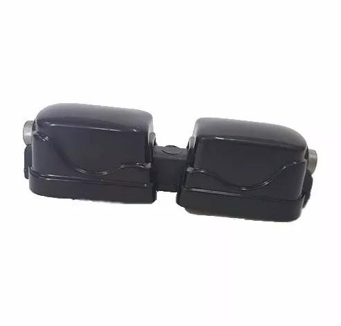 Kit 10 Canoas Rmv Para Caixa Modelo Crossroad Mais Parafuso