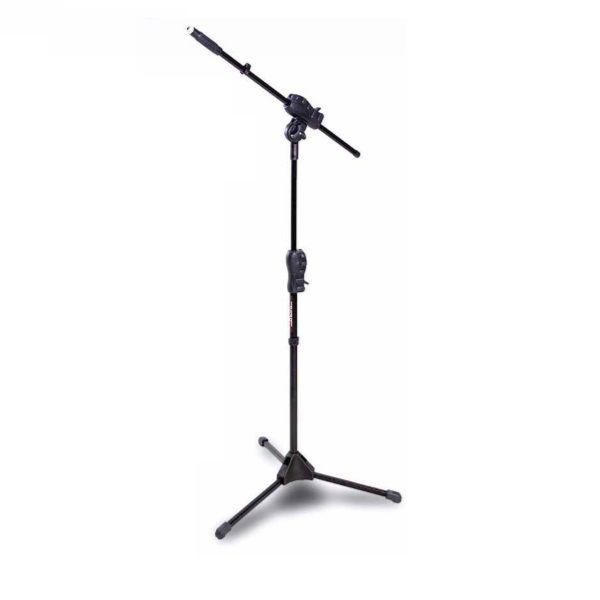 Kit Pedestal Girafa Smmax + Aranha + Pop Filter P/ Microfone