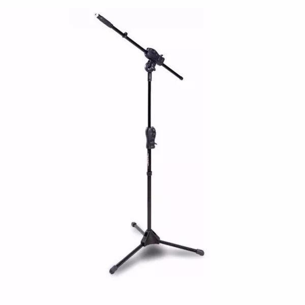 Kit Pedestal Microfone Smmax Ibox + Cachimbo + Pop Filter