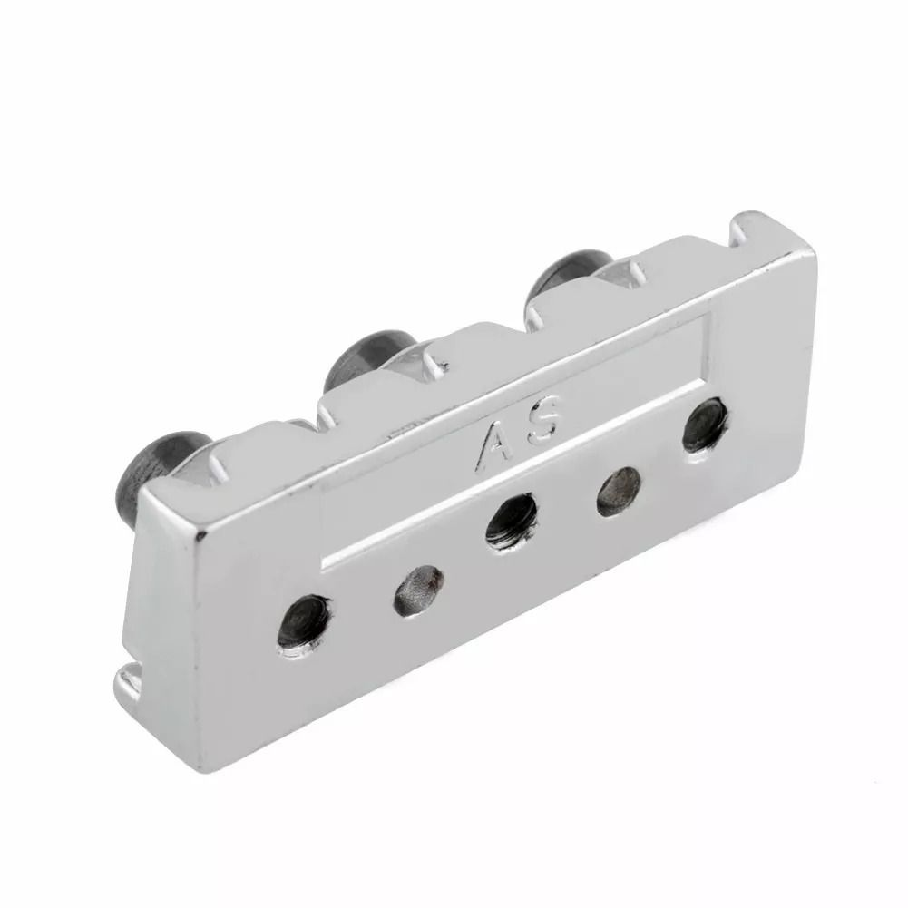 Locknut Pestana Trava Cordas 43 Mm Prata Cromado Floyd Rose