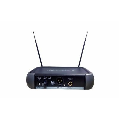 Microfone Duplo sem Fio Lyco VH202PRO MM