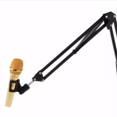 Pedestal Articulado para Microfone