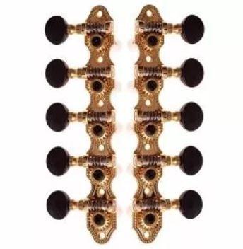 Tarraxa Rozini Viola Rax339gpf-sb Pino Fino Dourada