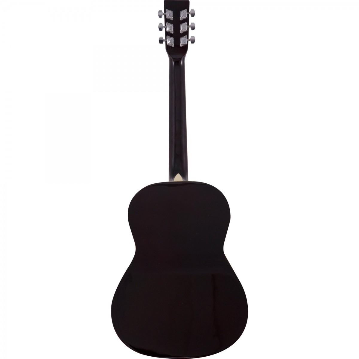 Violão Aço Acústico Natural Harmonics GS11
