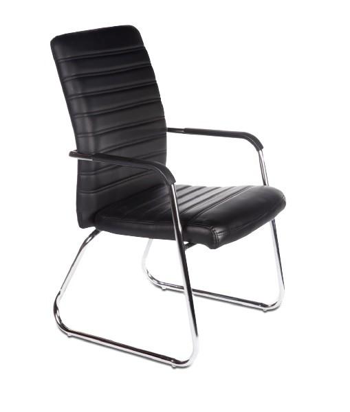 Cadeira Fixa Diretor W-22 Preta
