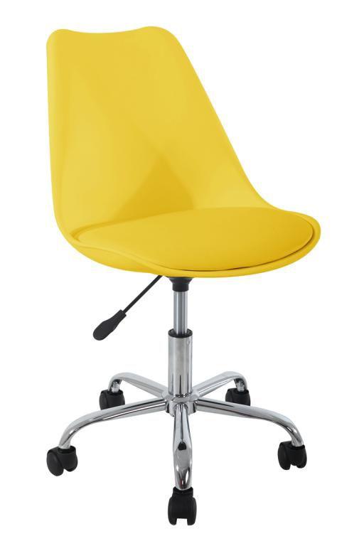 Cadeira Giratória Concha