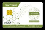 Certificado NF-e ou CT-e A3 em Cartão