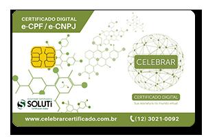 E-CNJP A3 em Cartão