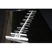 KIT ANTENA CÚBICA 700 Mhz CONECTOR N - CABO 15mt / 24 dBi