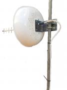Antena Cubica P/ Telefone De 24 Dbi De 1800/2100mhz