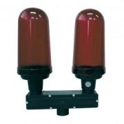 Sinalizador de Topo Duplo C/ Foto Sensor