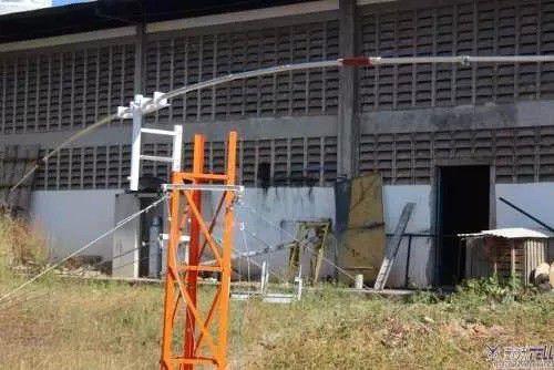 Antena Dipolo Rigida Encurtada Hf 10/80
