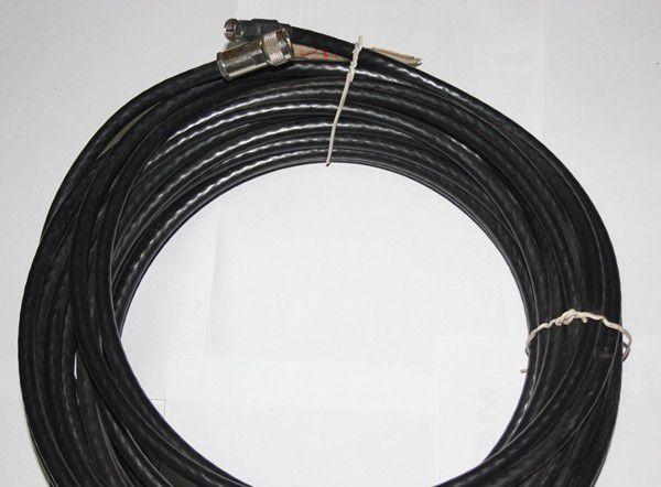 Cabo Coaxial Rg11 75 Ohms 90% De Malha Com Conector FT/N 15 Met