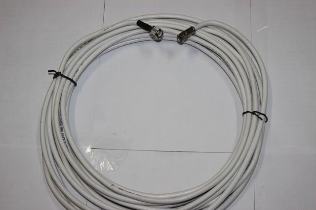 Cabo Coaxial Rg6 Com Conector FT/TNC 10 Met