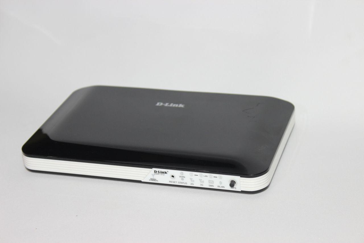 ROTEADOR D LINK 3G + ADAP. SMA/TNC