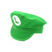 Boina do Luigi super Mário bross fantasia