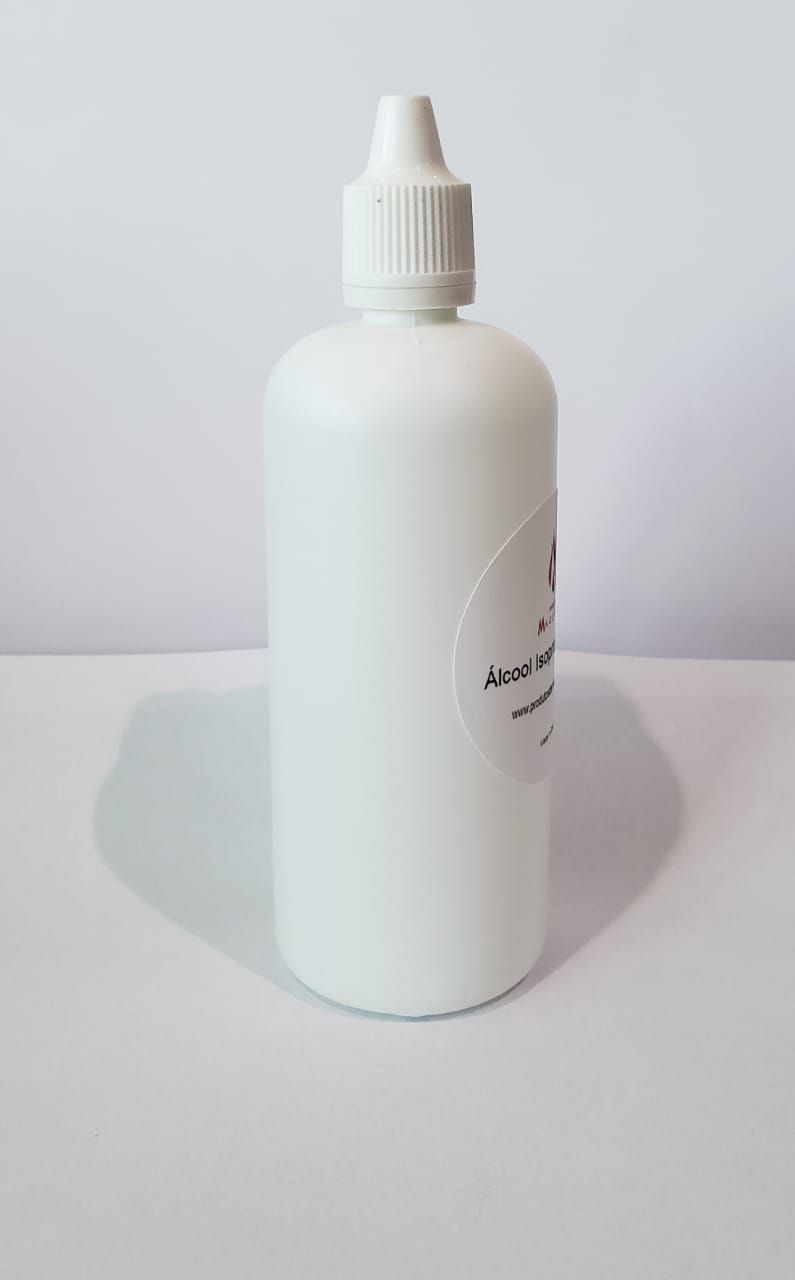 Álcool isopropílico 100 ml
