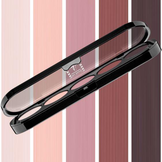 Atelier Paris Paleta de Sombras T19 Wood Pink