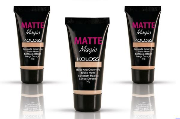 Base liquida mate 30 Koloss