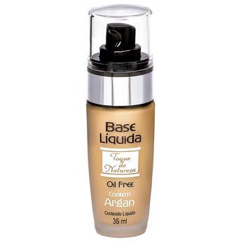 Base líquida oil free toque de natureza 03
