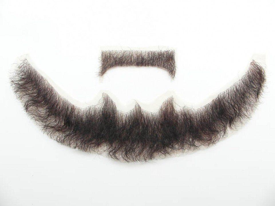 Bigode e barba falsa modelo 1084