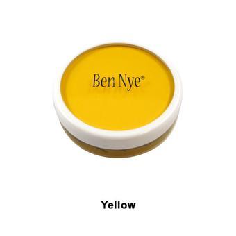 Clown Amarelo Ben Nye Creme Colors 68gr