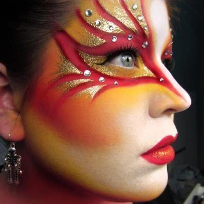 Clown Prata catharine hill 4gr pintura facial 2218/9a