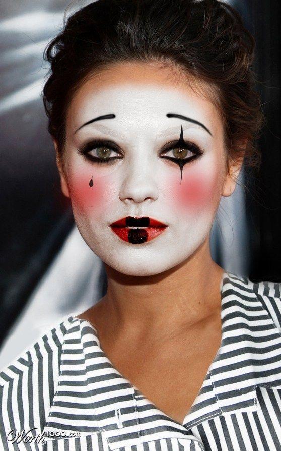 Clown Rosa Pastel  catharine hill pintura facial 4g