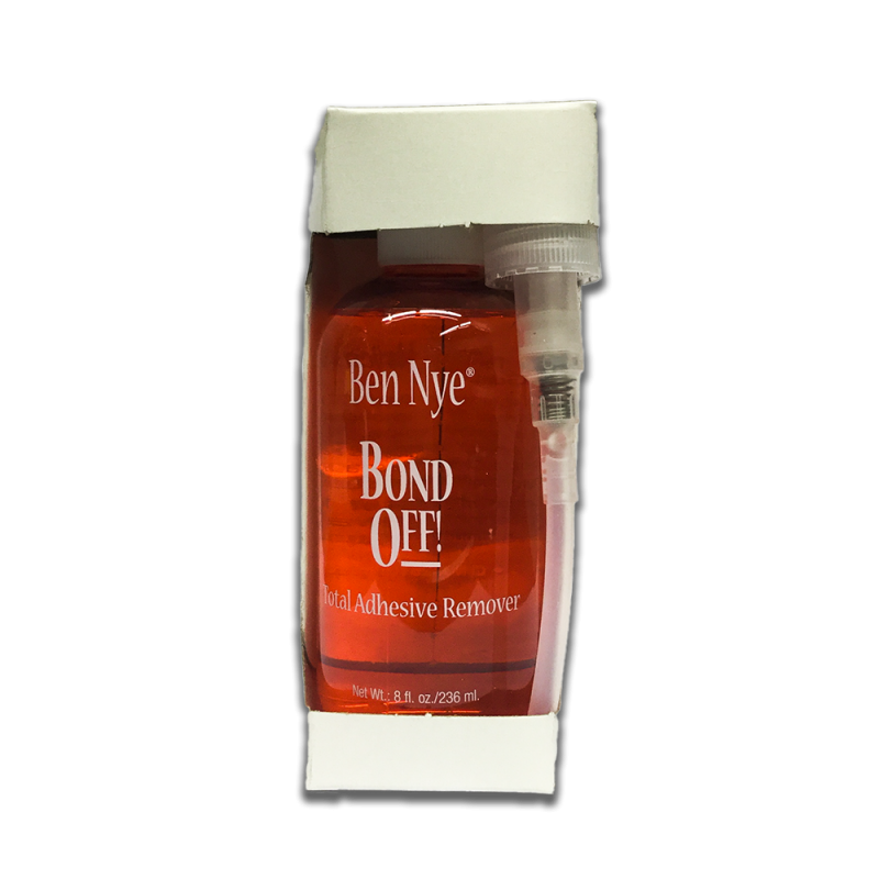 Bond Off Ben nye 236 ml Removedor de verniz (spirit gum)