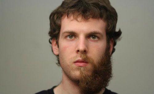 Crepe Hair- Cabelo crepe de lã para bigodes falsos e Pêlos faciais-  Grisalho médio