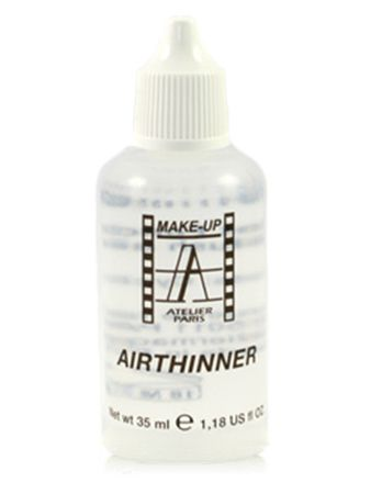Diluidor Thinner para airbrush Atelier Paris- 35ml