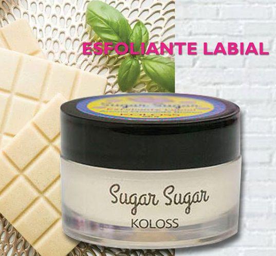 Esfoliante Labial Sugar Chocolate Koloss