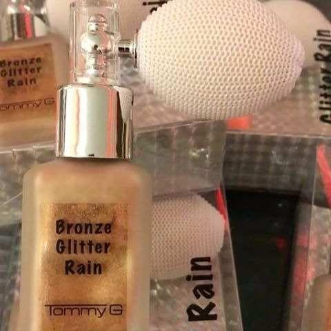 Glitter Rain Bronze Tommy G