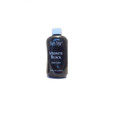 Hair Color( maquiagem para cabelo) preto Ben Nye- 236ml