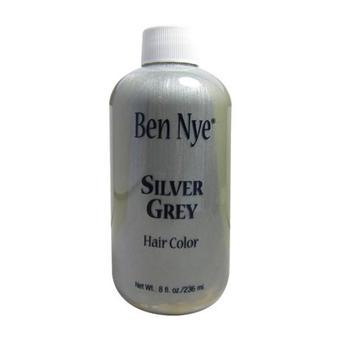 Hair Color ( maquiagem para cabelo) Cinza claro Ben Nye- 236ml