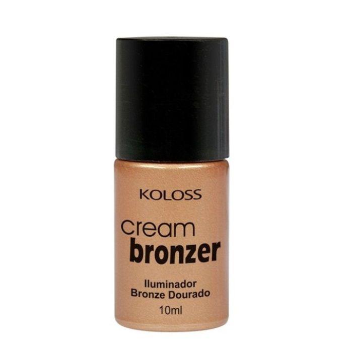 Iluminador cremoso Koloss Cream Bronzer