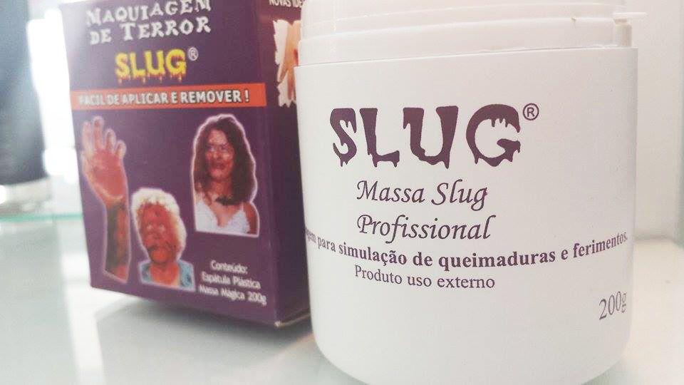 Combo 2 unidades Massa Slug Profissional 200 gr