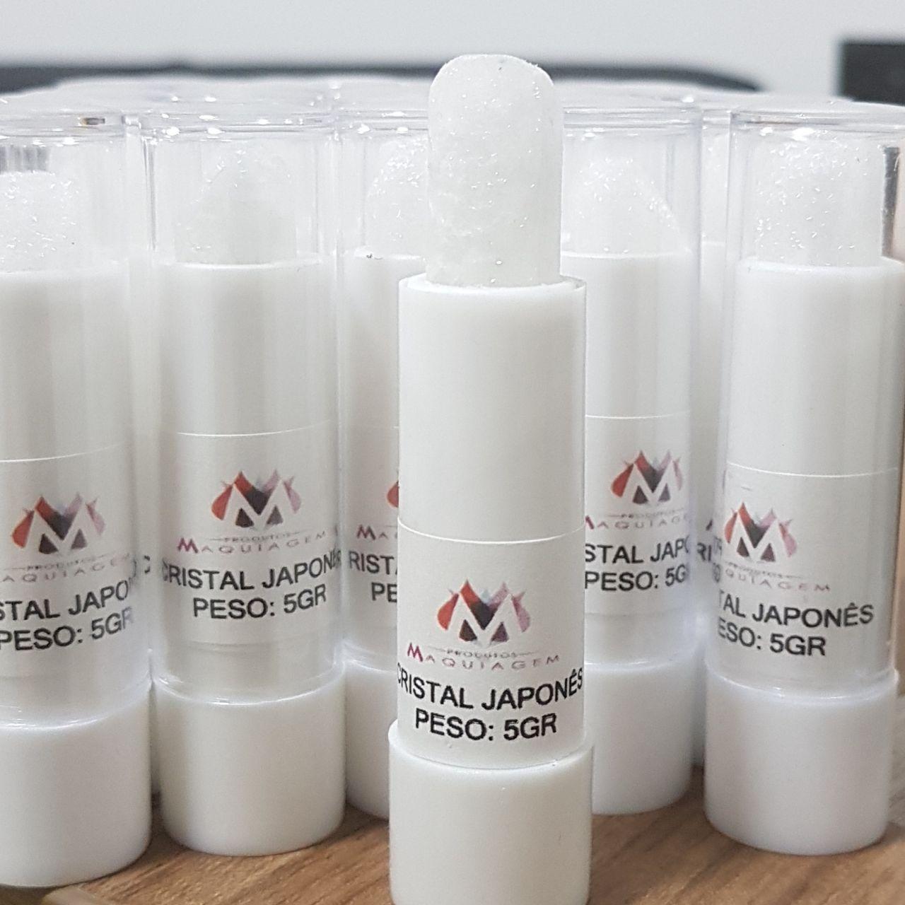KIt com 3 unid - Cristal Japonês- Lagrimas Cenográficas