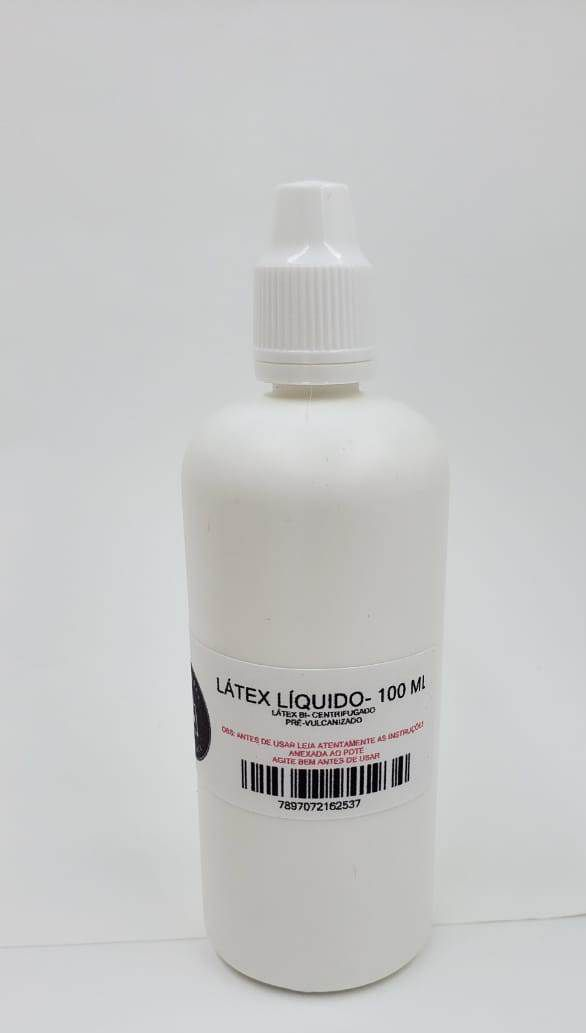 Kit latex teatral maquiagem artistica 2 unidades 100 ml
