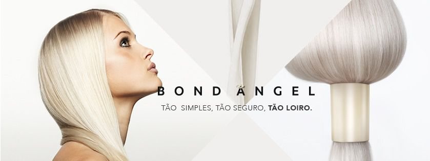 Kit Matizador Shampoo Mascara E Leave In 250ml Bond Angel