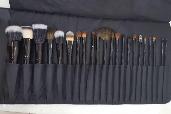 Kit 22 pinceis maquiagem Daymakeup